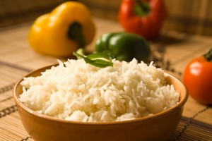 Principais nutrientes presentes no arroz
