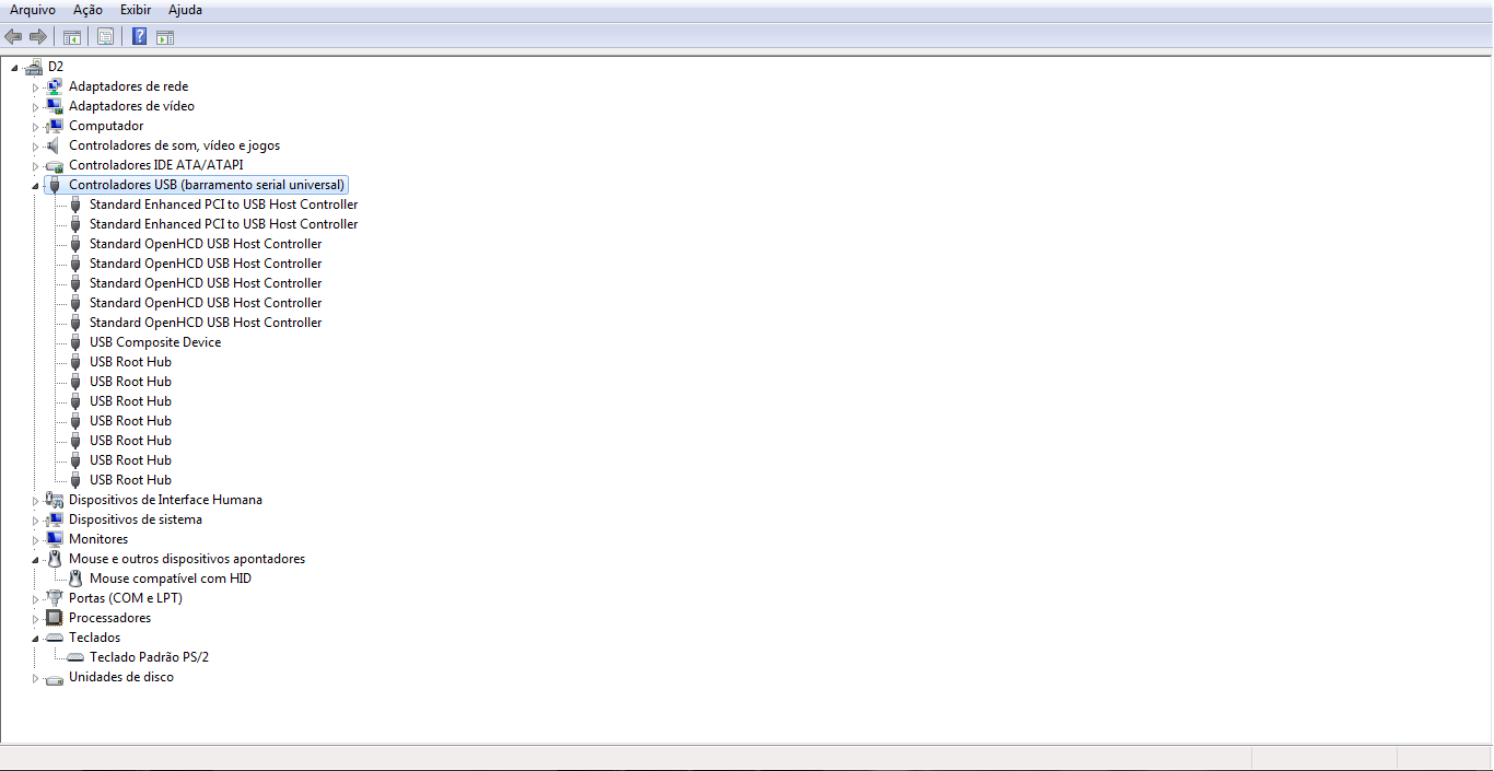 como verificar os drivers do pc